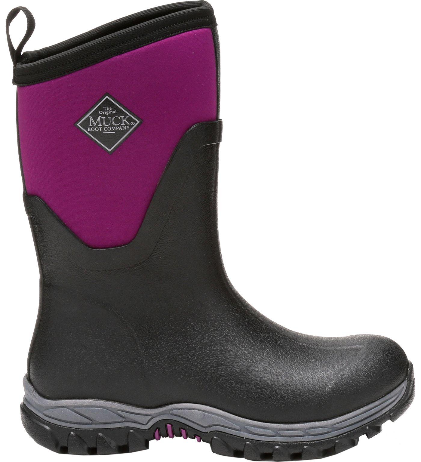 Muck Boot Women's Arctic Sport II Mid Waterproof Winter Boots