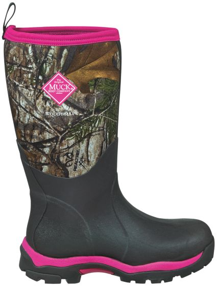 847189e09d1a Muck Boots Women s Woody Max Rubber Hunting Boots