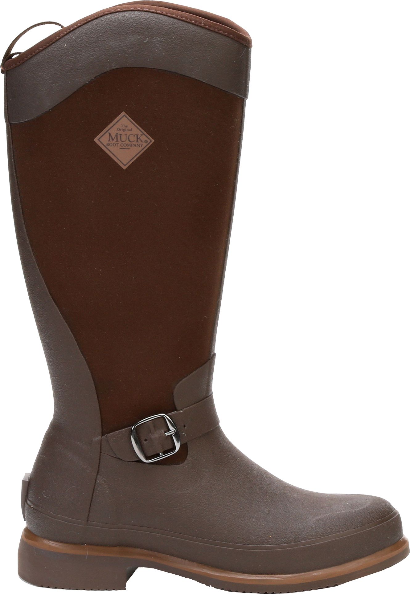 Muck Boots Women's Reign Waterproof Rubber Boots, Size: 11.0, Brown thumbnail