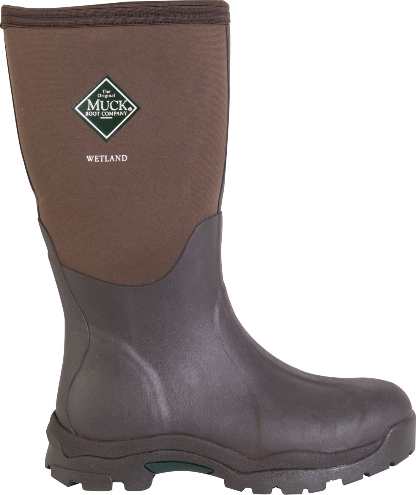 Muck Boots Women's Wetland Waterproof Field Hunting Boots