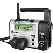Midland Radios Emergency Crank Base Camp Two-Way Radio
