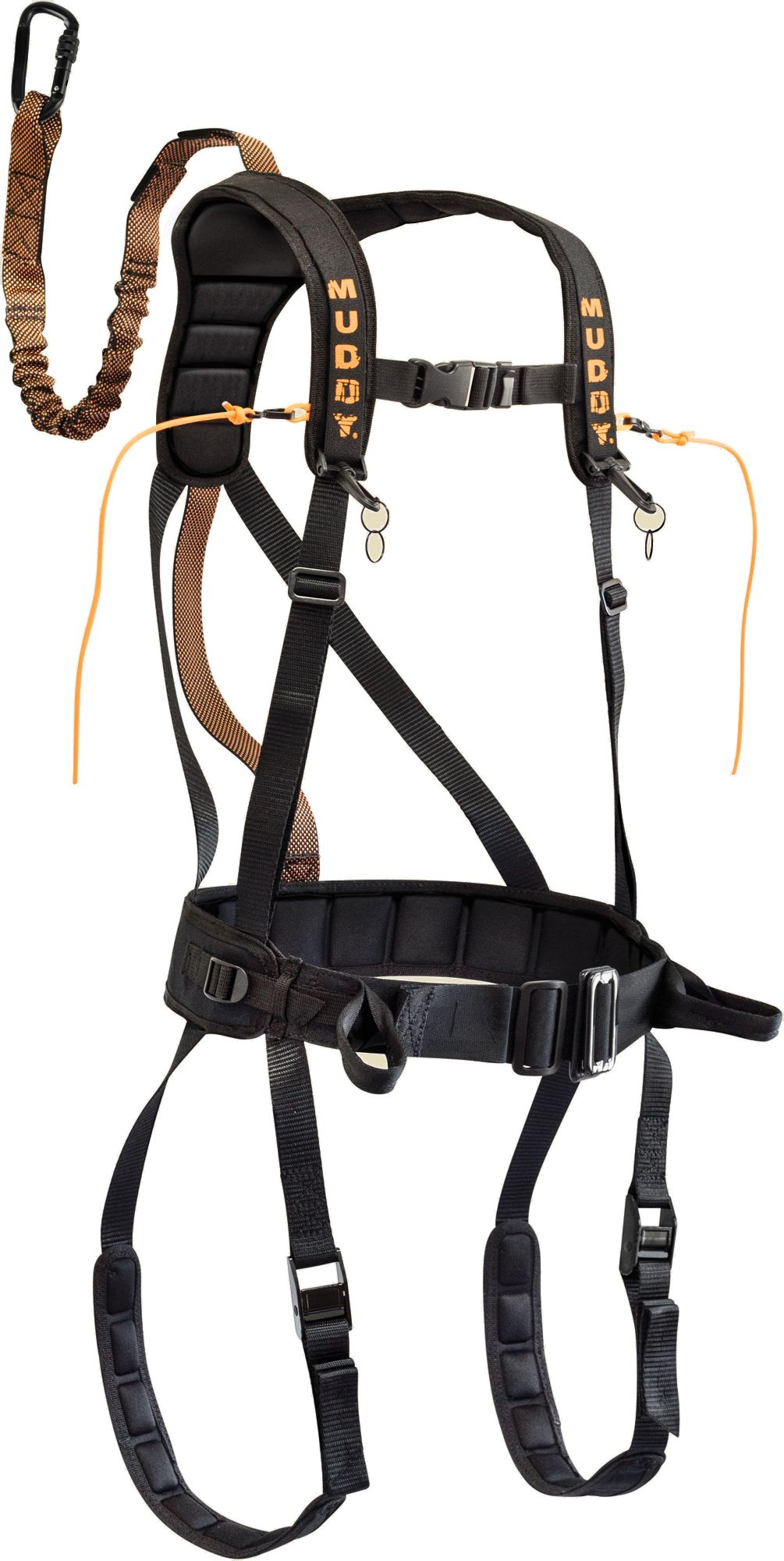Muddy Outdoors Safeguard Harness – Small, Size: Large