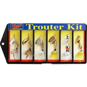 Mepps Trouter Lure Kit