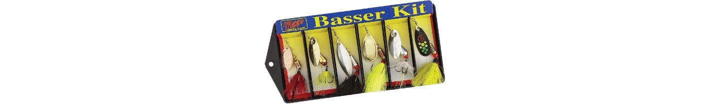 Mepps Dressed Basser Kit