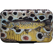 Montana Fly Company Currier's Brown Trout Fly Box with Optional Leaf