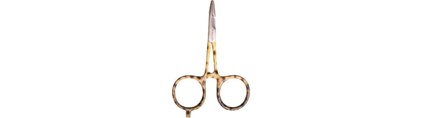 Montana Fly Company Brown Trout Scissors / Forceps