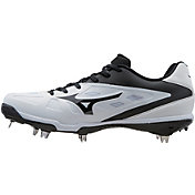 Mizuno Men's Heist IQ Metal Baseball Cleats