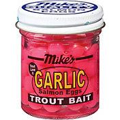 Mike's Garlic Eggs Trout Bait