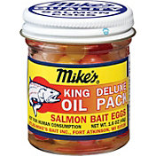 Mike's King Deluxe Salmon Eggs