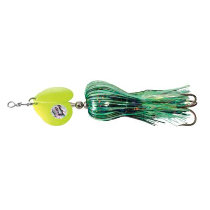 Musky Mayhem Baby Girl Inline Spinnerbait