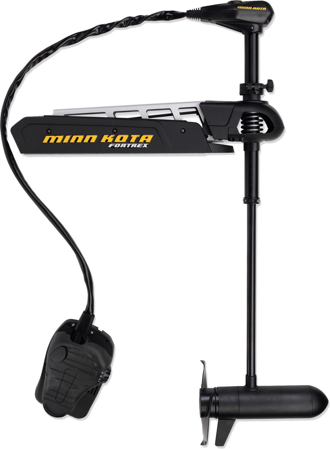 Minn Kota Trolling Motor >> Minn Kota Fortrex 80 Lb 45 Freshwater Bow Mount Trolling Motor