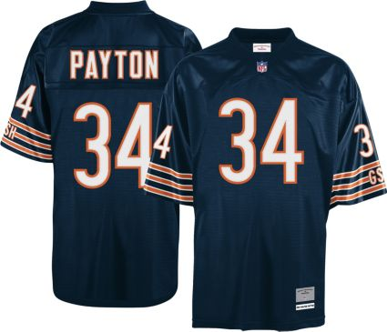 Mitchell   Ness Men s 1985 Home Game Jersey Chicago Bears Walter ... 4f93cf346