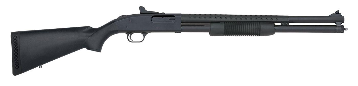 Mossberg 500 Tactical Pump-Action Shotgun – 8 Shot