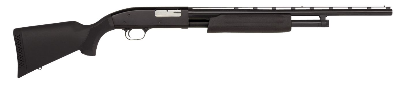 Maverick 88 Pump-Action Shotgun