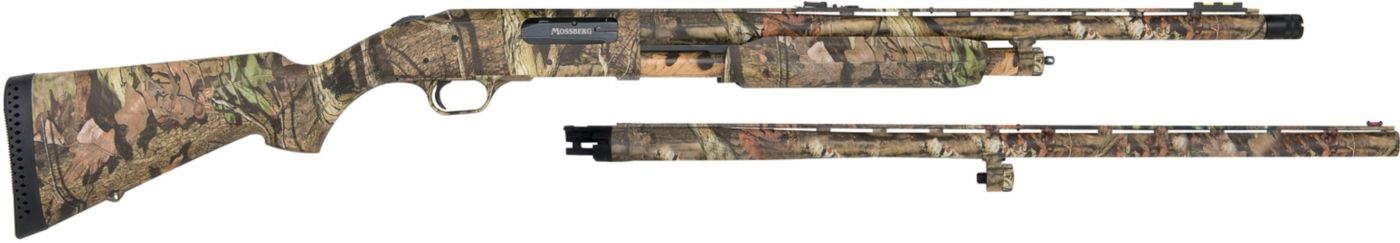 Mossberg 535 Turkey/Waterfowl Combo Pump-Action Shotgun