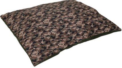 Aspen Pet Products Camo Pillow Bed