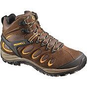 Merrell Men's Chameleon 5 Mid Waterproof Hiking Boots