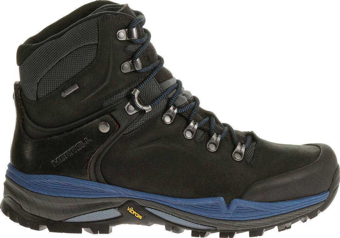 f5d9ce87d0e Merrell Men's Crestbound GORE-TEX Hiking Boots