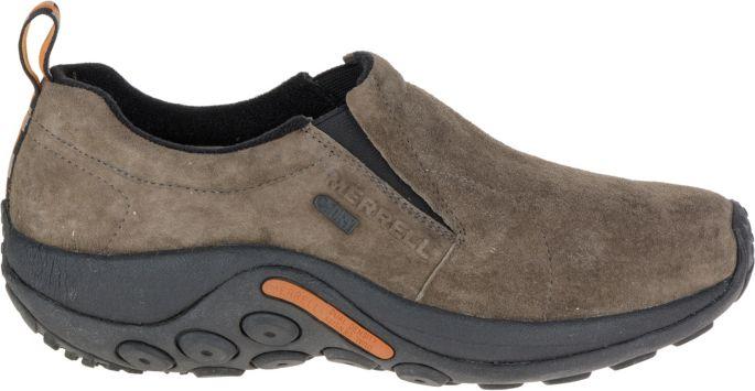 merrell mens jungle moc casual shoes - brown shop