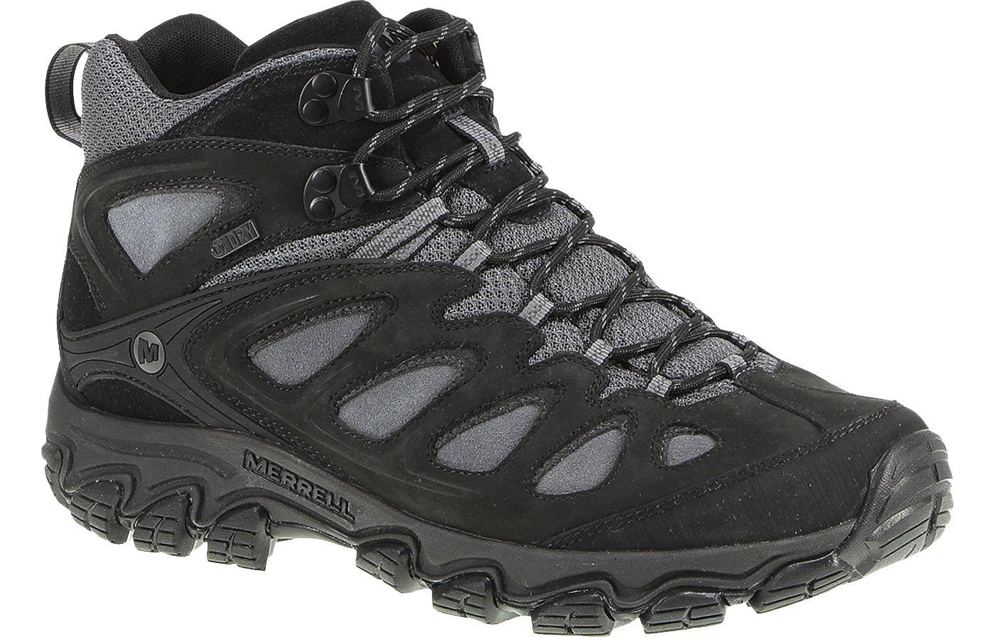 Merrell Men's Pulsate Waterproof Mid Hiking Boots