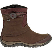 Merrell Women's Dewbrook Zip Waterproof Winter Boots