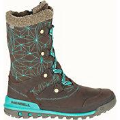Merrell Women's Silversun Lace 400g Waterproof Winter Boots