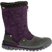 Merrell Women's Silversun Zip 400g Waterproof Winter Boots