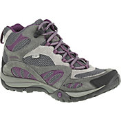 Merrell Women's Azura Mid Waterproof Hiking Shoes