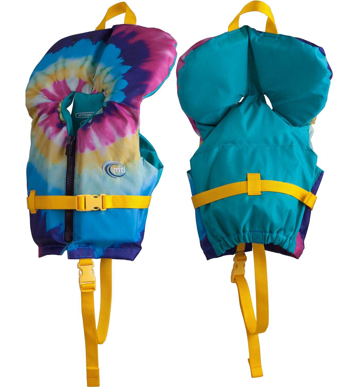 MTI Youth Attitude Tie Dye Life Vest