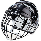 Mylec Junior Adjustable Street Hockey Helmet Combo