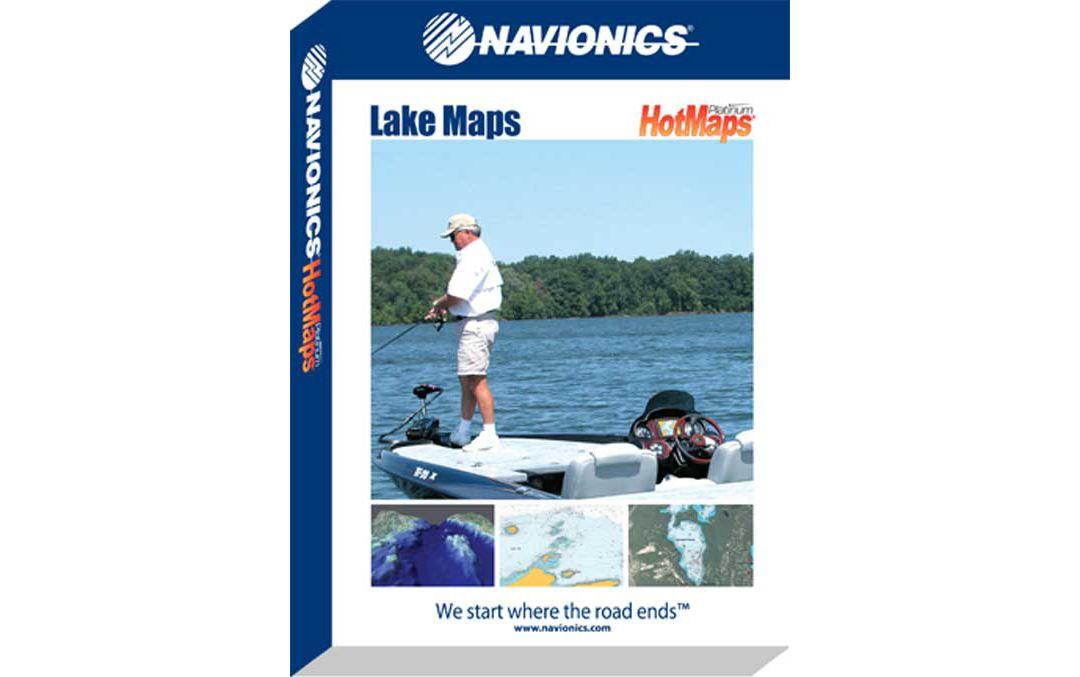 Navionics HotMaps Platinum - East Chip