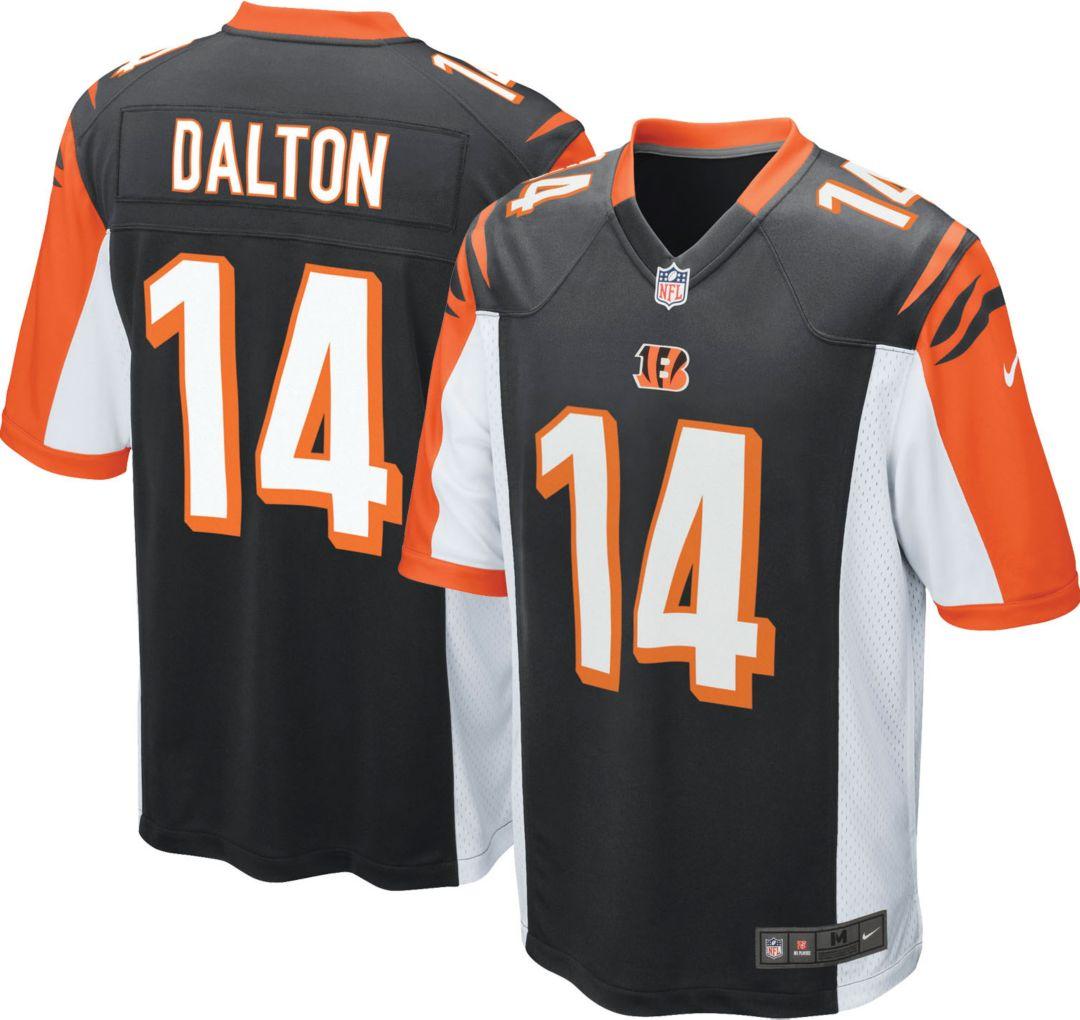 buy online 61a5b aa34b Nike Youth Home Game Jersey Cincinnati Bengals Andy Dalton #14