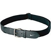 Nike Adult Leather Baseball Belt