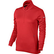 Nike Women's Thermal Half-Zip Golf Pullover