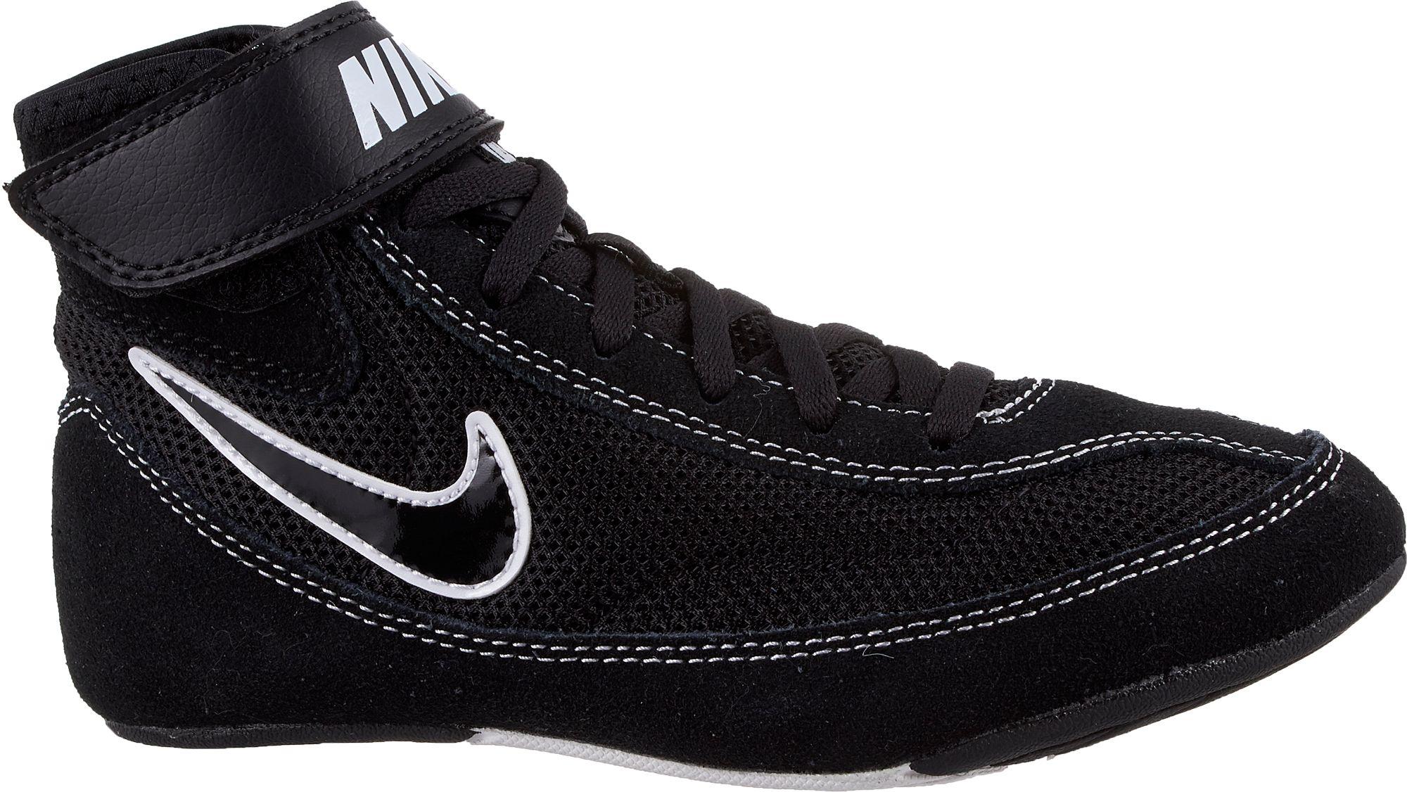0d34a56da8529 Nike Kids' Speed Sweep VII Wrestling Shoes