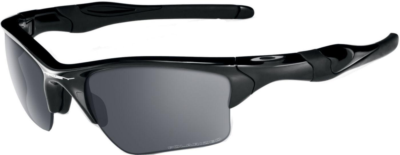Oakley Men's Half Jacket 2.0 Polarized Sunglasses