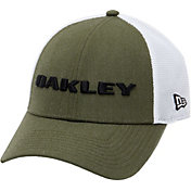 Oakley Men's Heather New Era Snap-Back Golf Hat