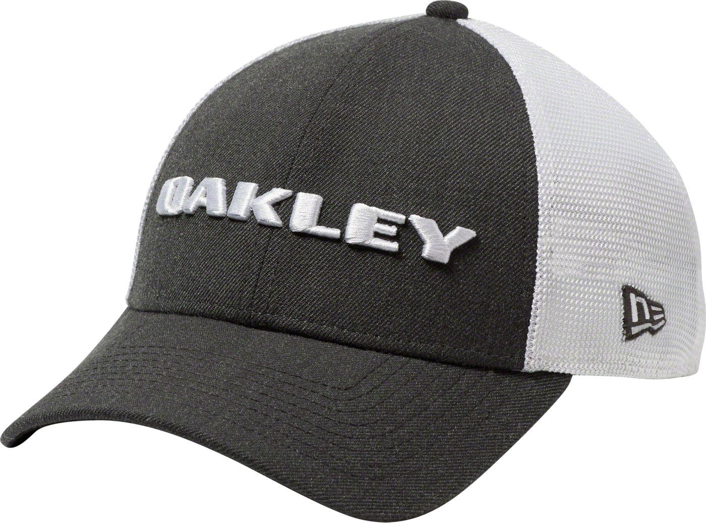 Oakley Heather New Era Snap-Back Hat