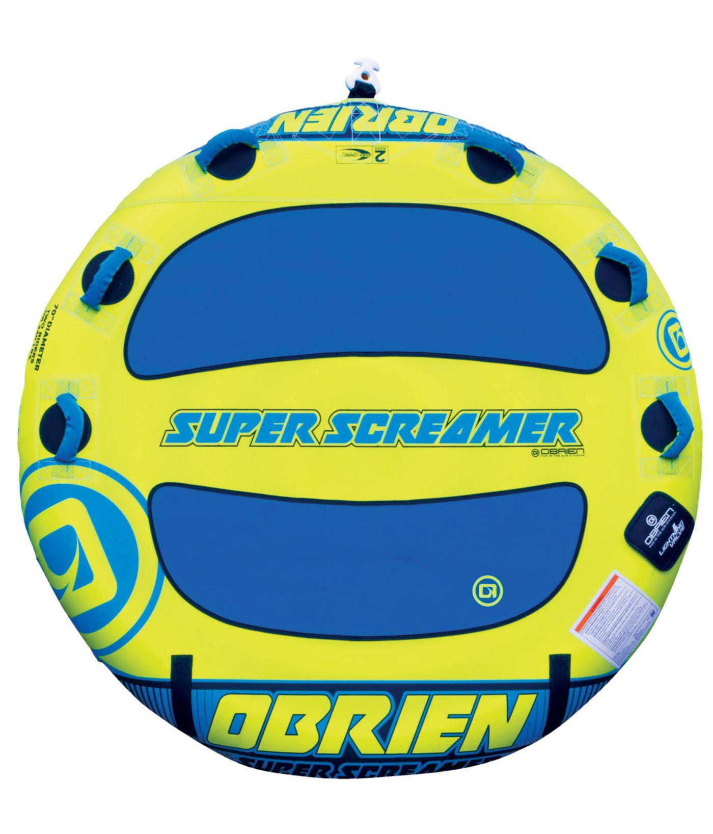 O'Brien Super Screamer 2 Person Towable Tube