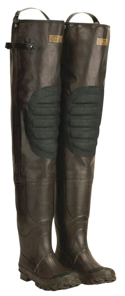 Pro Line Rubber Sole Hip Waders