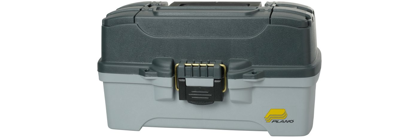 Plano 2-Tray Tackle Box