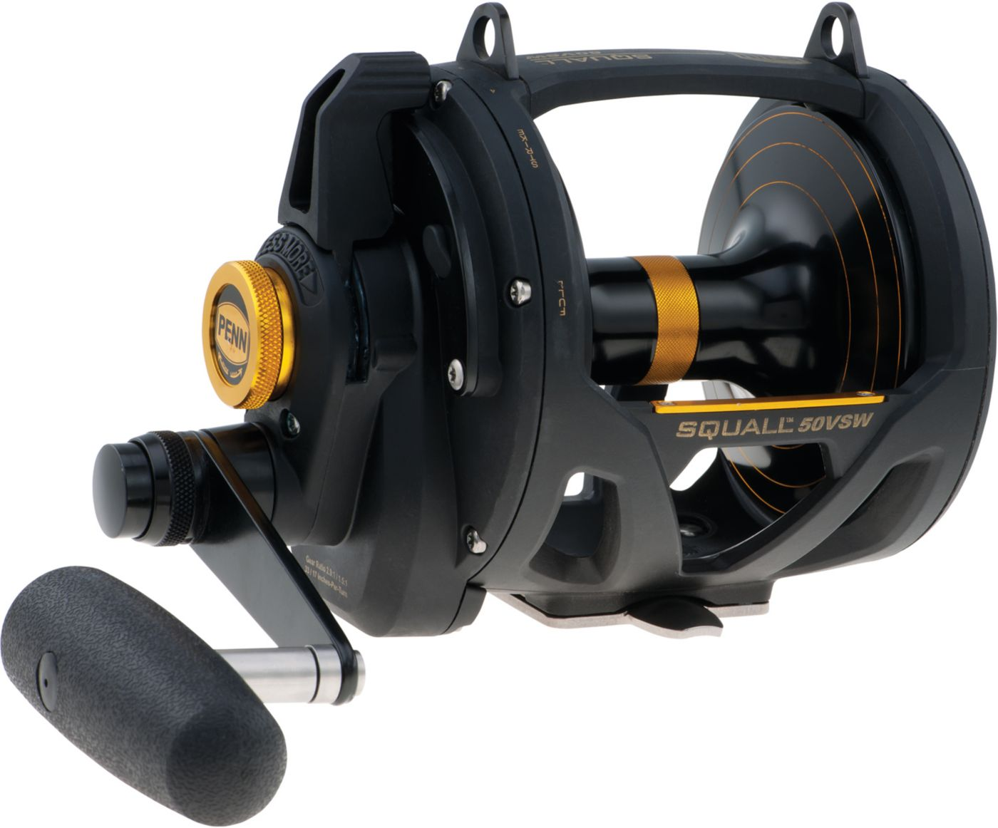 PENN Squall 2-Speed Lever Drag Conventional Reel