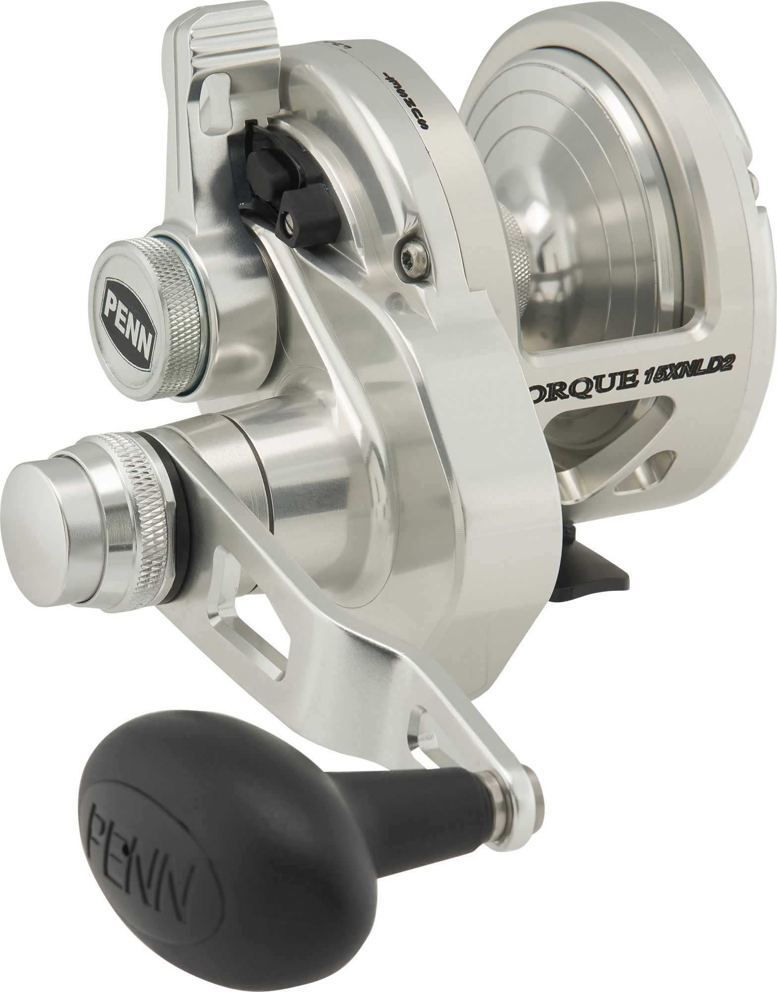 PENN Torque 2-Speed Lever Drag Conventional Reels, Size: 30 thumbnail
