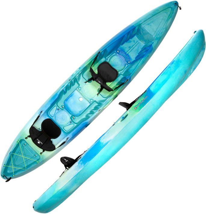 Perception Rambler 13 5 Tandem Kayak