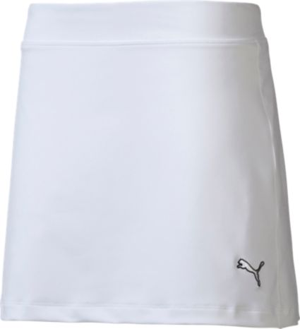 PUMA Girls' Solid Knit Skirt