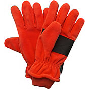 QuietWear Men's Waterproof Fleece Insulated Gloves