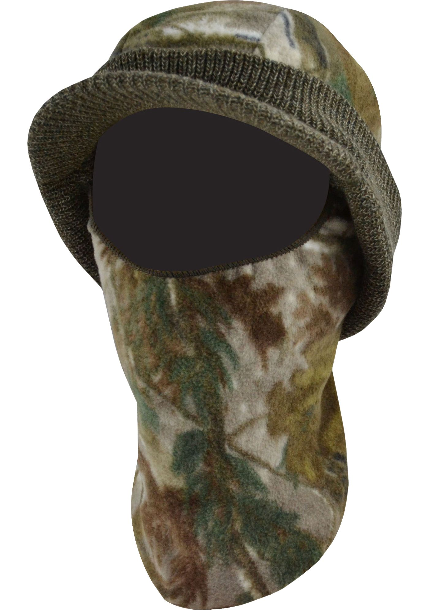 QuietWear Men's Hunting Hat with Visor and Faceguard
