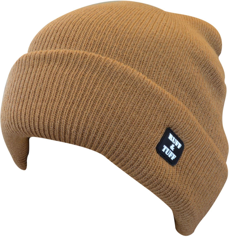 QuietWear Men's Ruff and Tuff Cuff Hat
