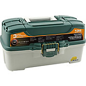 Ready2Fish 136-Piece 3-Tray Tackle Box