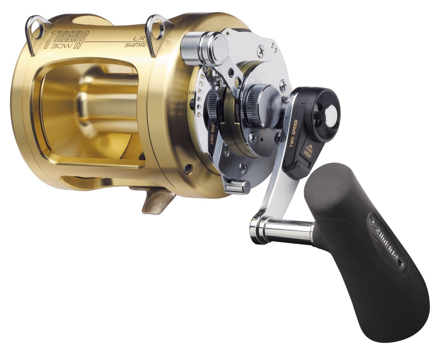Shimano Tiagra Conventional Reels, Size: 30 thumbnail
